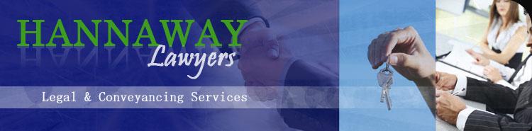 Hannaway Lawyers Logo