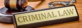 Criminal Law & Traffic Offences